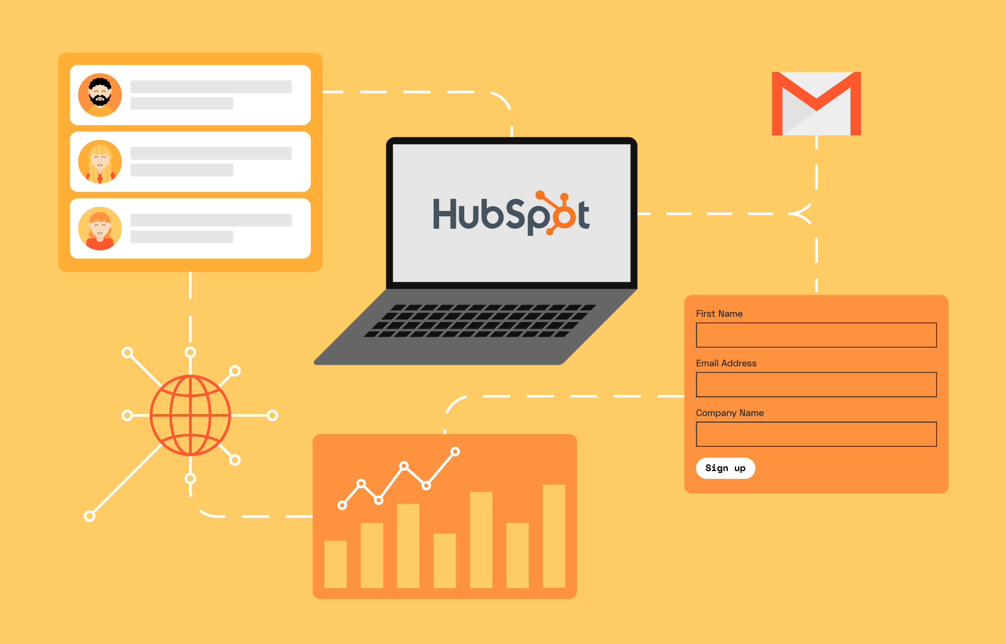 Hubspot Professional Services | Digital Marketing and Consulting Agency